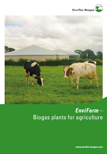 EnviFarm – Biogas plants for agriculture