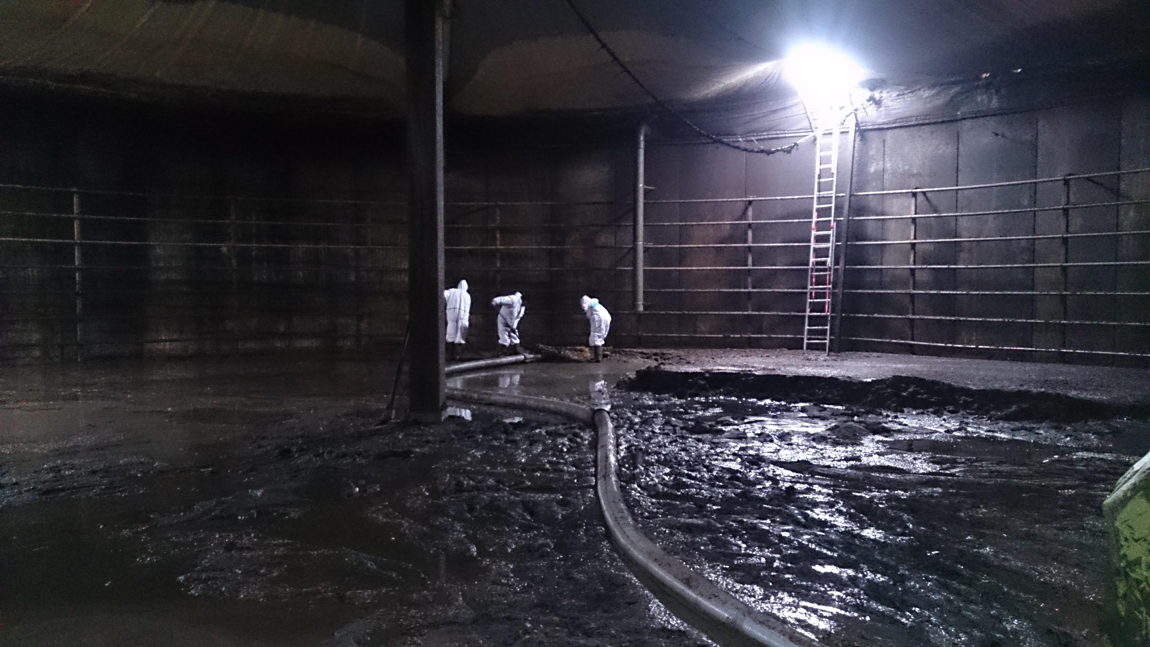 Oprava fermentoru ve 12-ti dnech během ledna – jak na to?