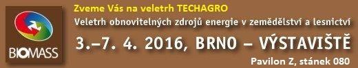 TECHAGRO 2016 - těšíme se na setkání…