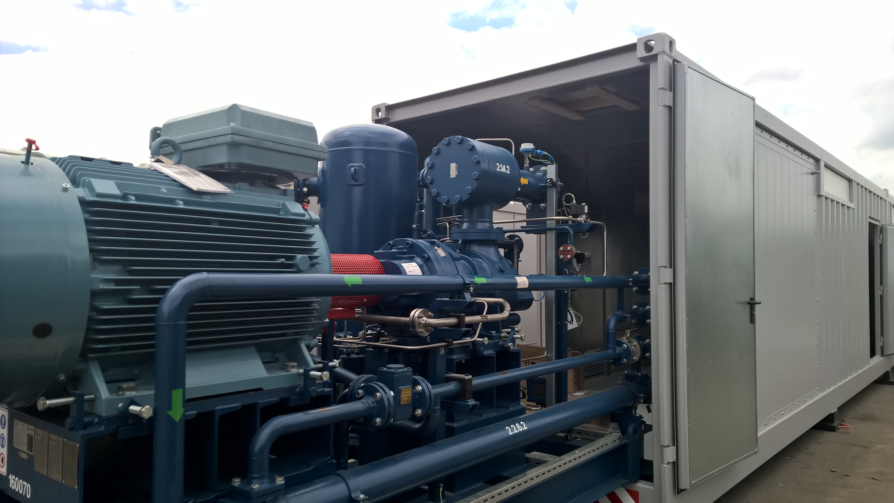 Možnosti úpravy bioplynu na biometan