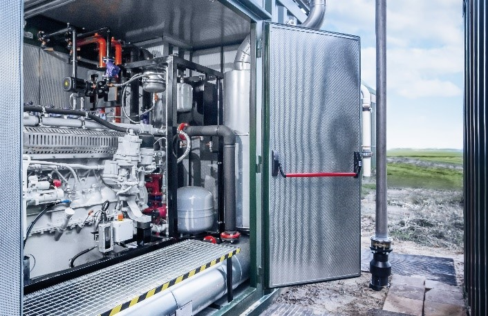EnviTec Biogas servisní partner pro kogenerační jednotky MAN