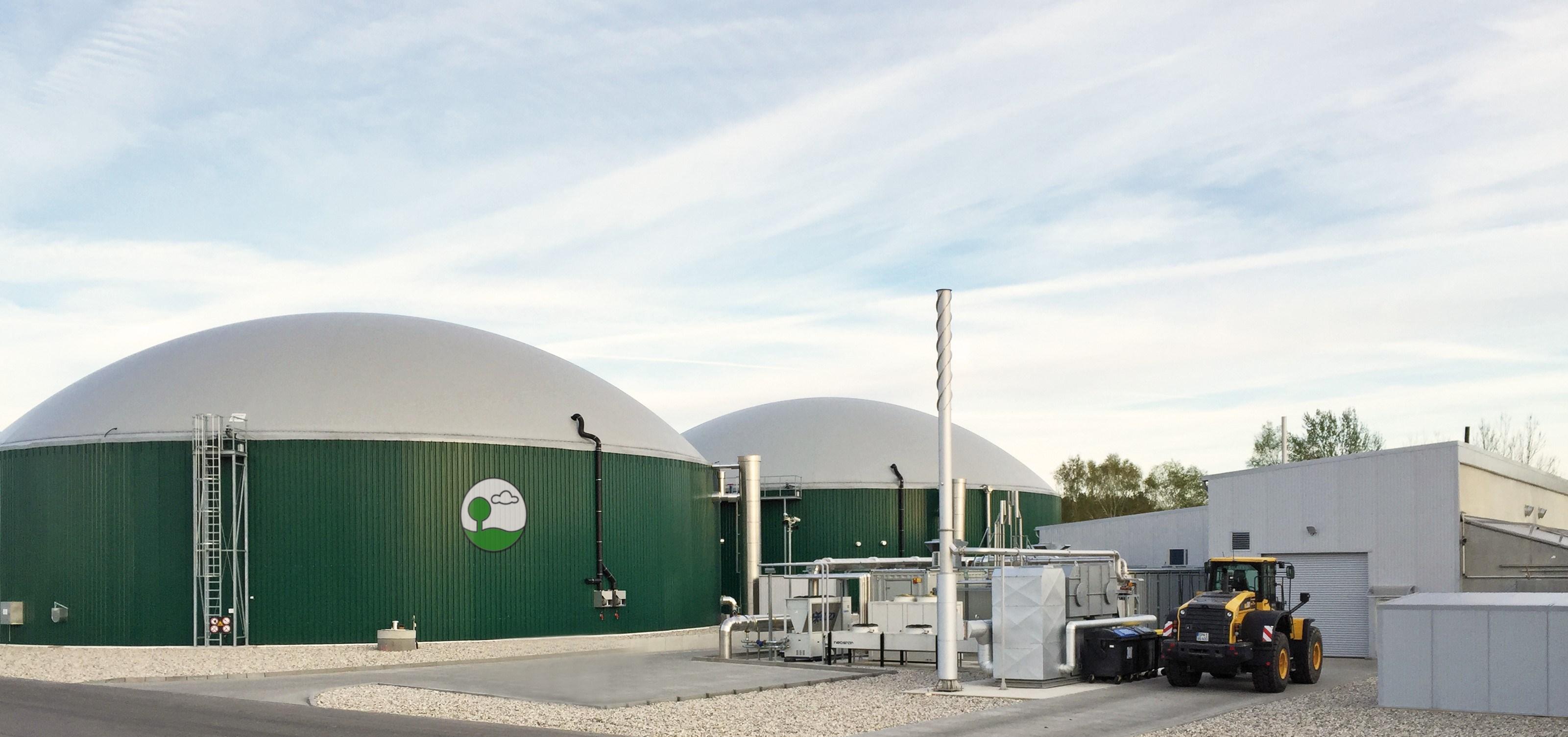 Plynotěsné koncové sklady z pohledu biologa a biologického procesu tvorby bioplynu