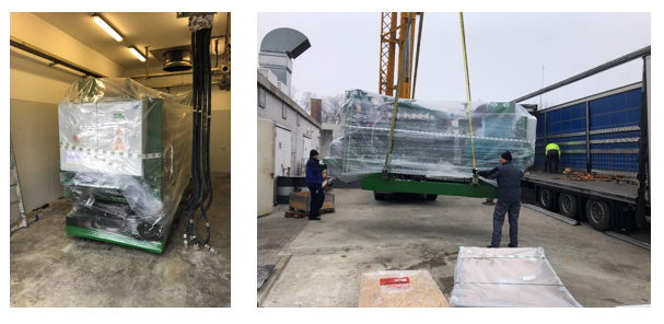 Výměna kogeneračních jednotek Schnell 2 x 500 kW
