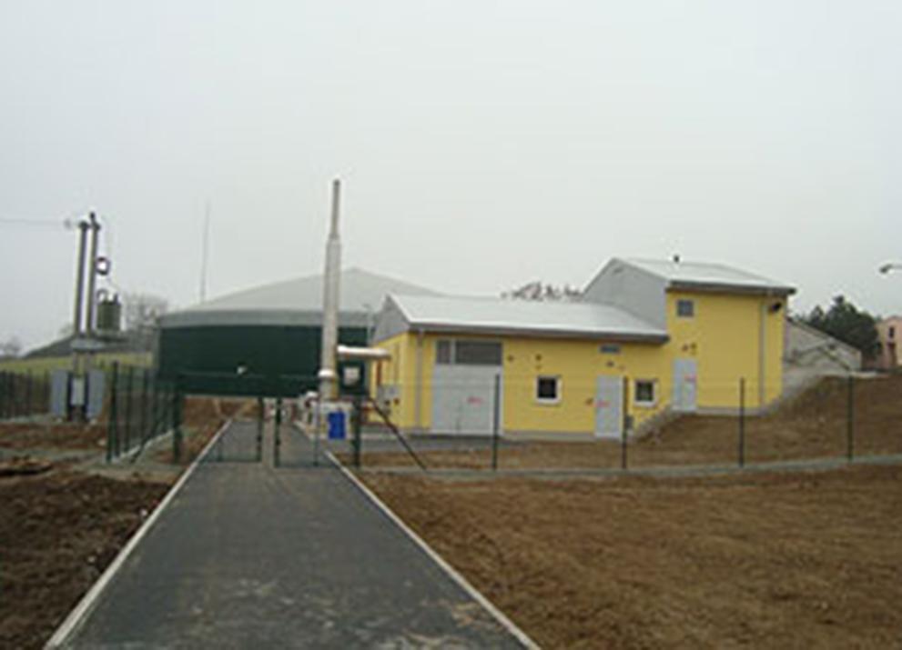 Bioplynová stanice Bořitov