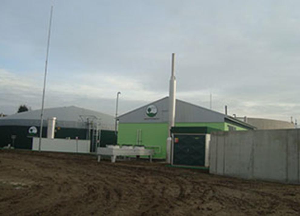 Bioplynová stanice Bolehošť