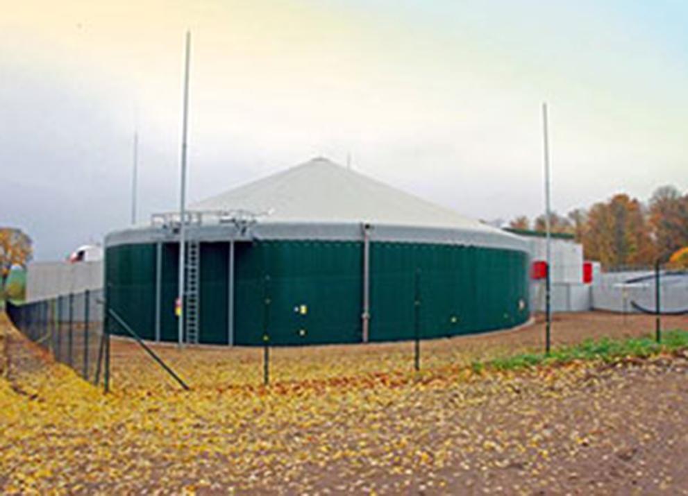 Bioplynová stanice Herálec