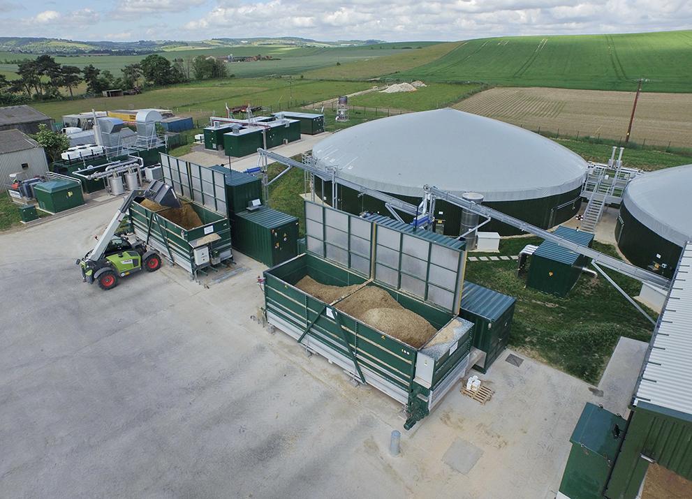 Energie pro 2 150 domácností: náš stěžejní projekt v Icknieldu (Spojené království)