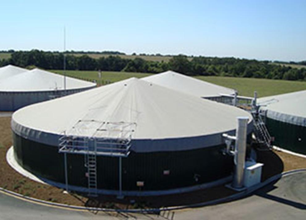 Bioplynová stanice Julčín