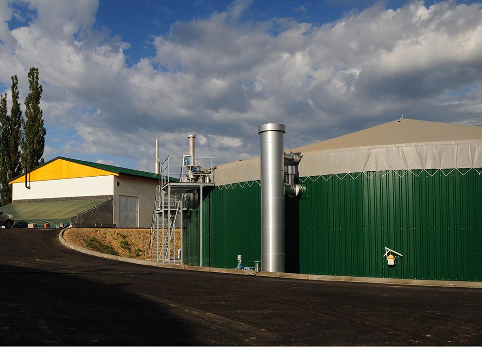 Bioplynová stanice Lípa