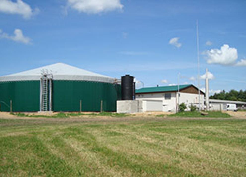 Bioplynová stanice Malšice