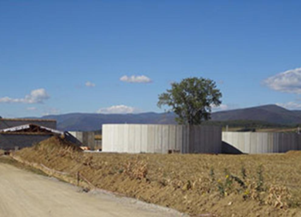Bioplynová stanice Moldava