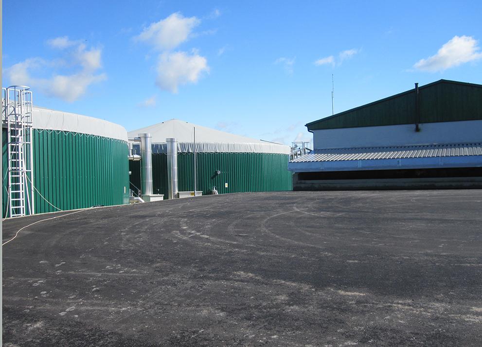 Bioplynová stanice Nový Dvor