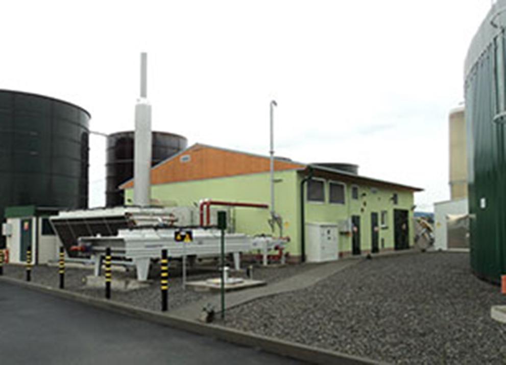 Bioplynová stanice Strážnice