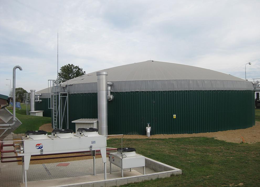 Bioplynová stanice Valovice