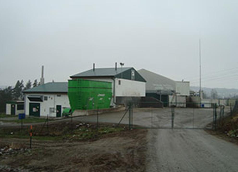 Bioplynová stanice Velké Meziříčí