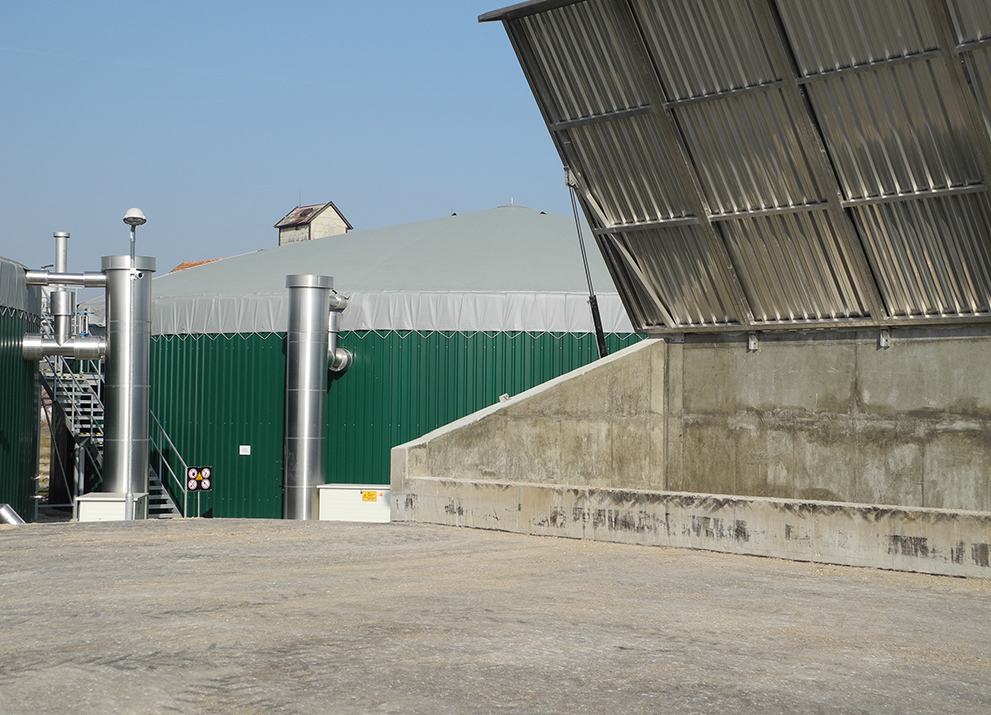 Bioplynová stanice Vrbina