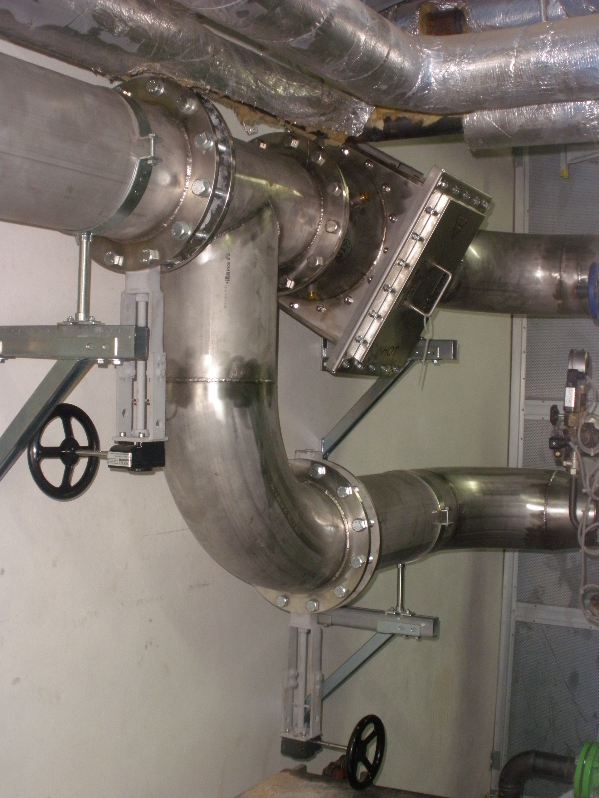 Snížení přehřívání motoru v letních měsících - pomocí obchvatu spalinového výměníku (bypass)